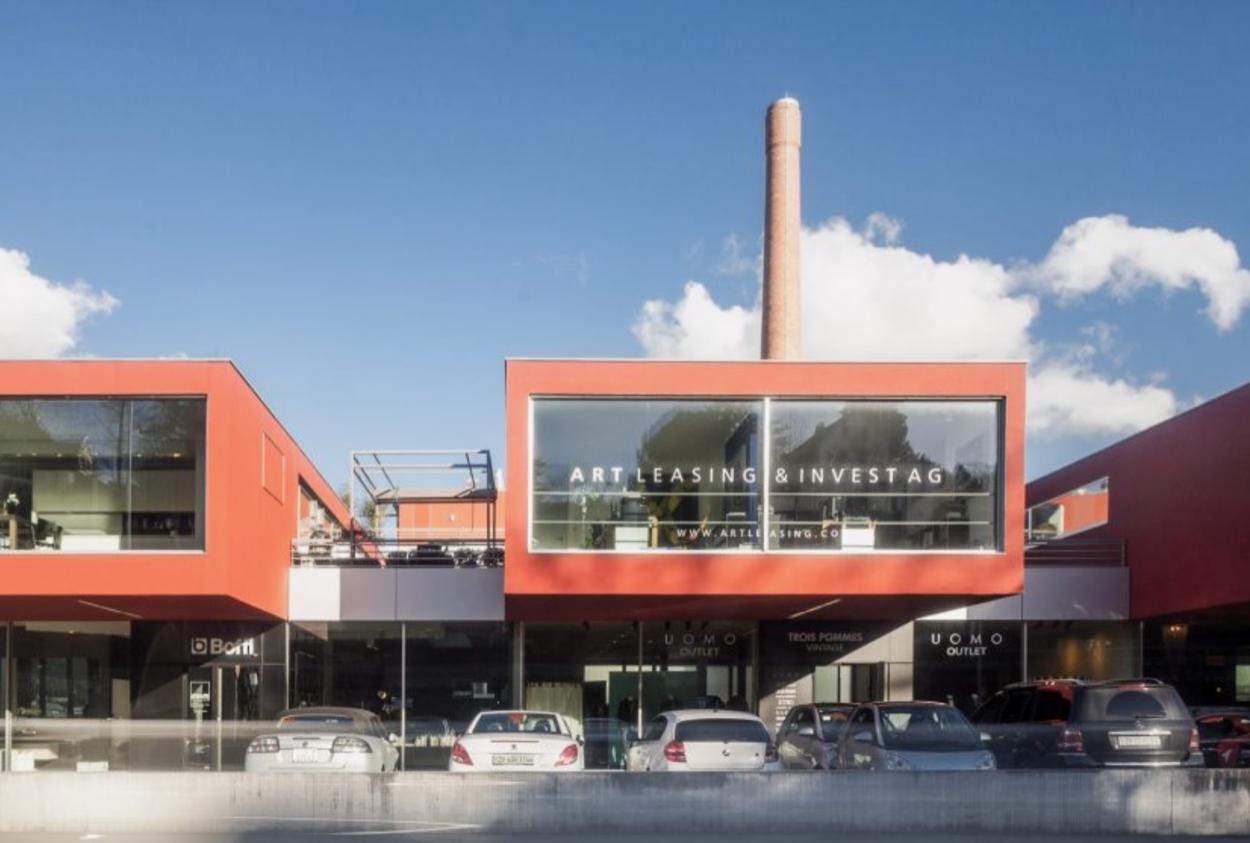 Art Leasing & Invest AG Office Zürich